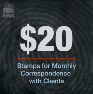 Stamps For Monthly Correspondence With Clients
